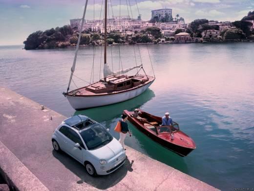 Fiat 500 1.4 8V