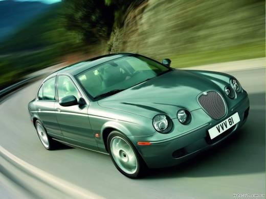Jaguar S-Type 2.5 i V6 24V