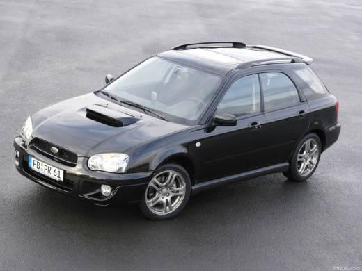 Subaru Impreza 1.6 i 4WD