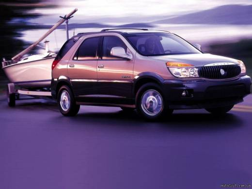 Buick Rendezvous 3.6 i V6 24V FWD