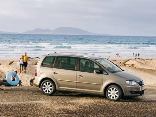 Volkswagen Touran 1.6 i