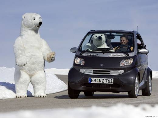 Smart Fortwo 0.8d