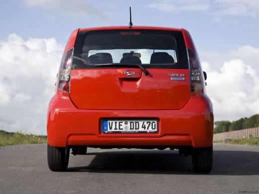Daihatsu Sirion 1.0 i 12V 4WD