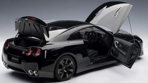 Nissan GTR R35 5