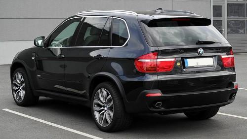 BMW X5 E70 3