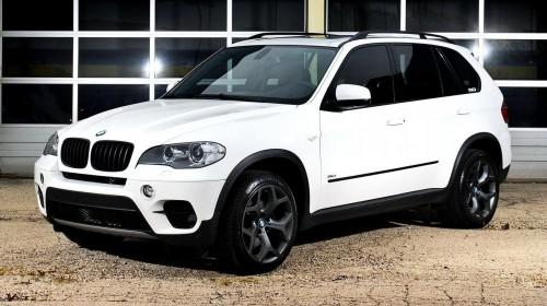 BMW X5 E70 4