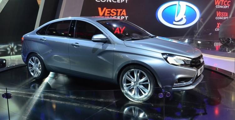АвтоВАЗ — новые модели 5