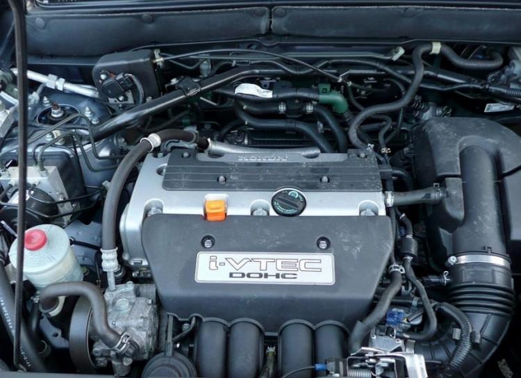 Запчасти на Honda CR V 2