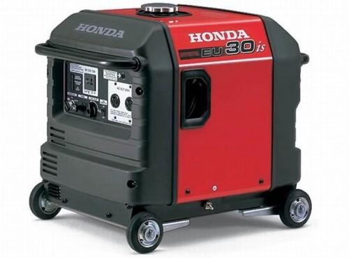 Ремонт бензиновых генераторов Honda 1