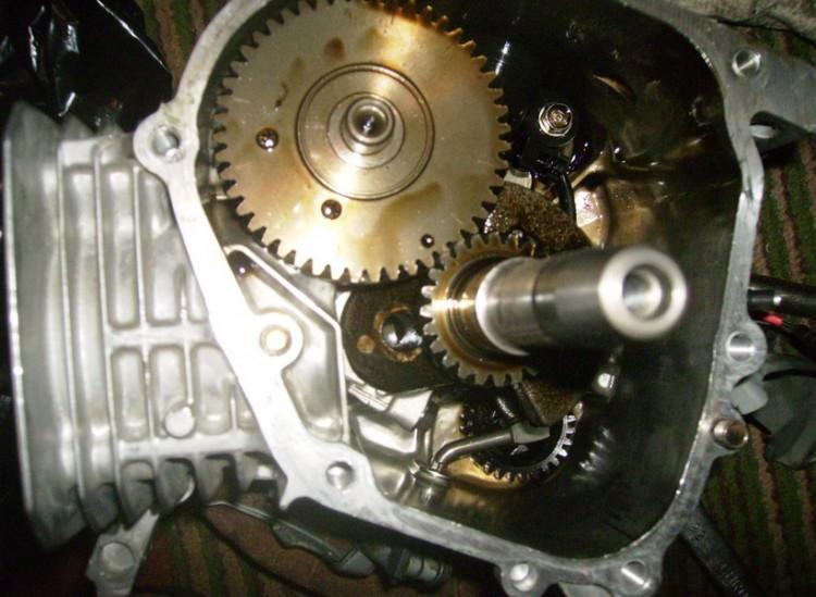 Ремонт бензиновых генераторов Honda 4