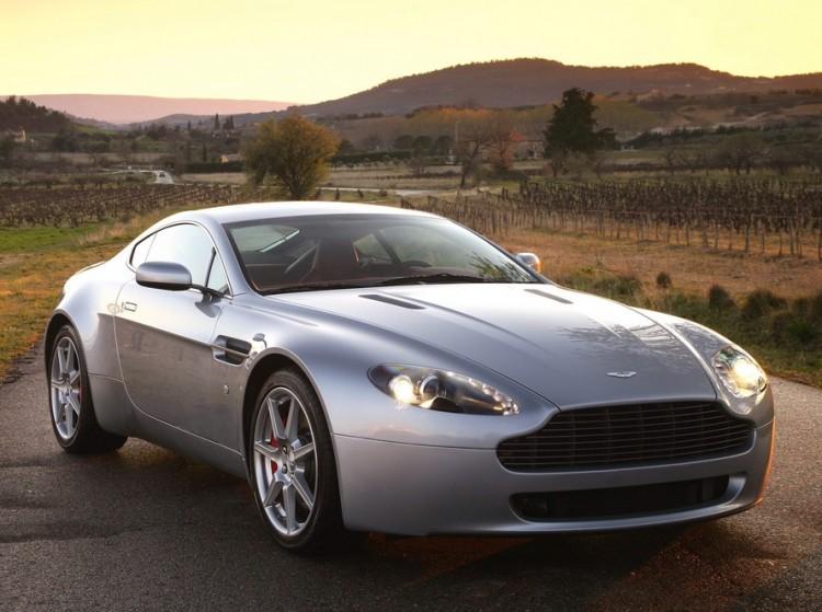 Aston Martin V8 5.3 i V8 32V