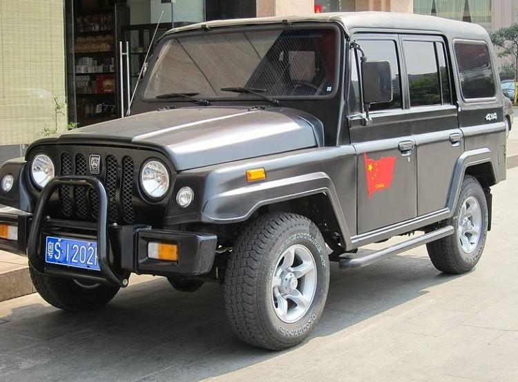 Beijing BJ 2020 2.4