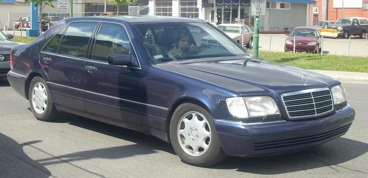 Mercedes S-класс S 280
