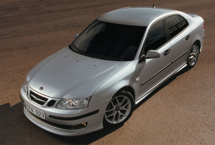 Saab 9-3 2.8 V6 Turbo AT