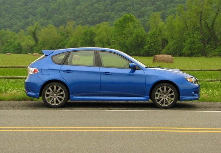 Subaru Impreza 2.0 i 16V WRX