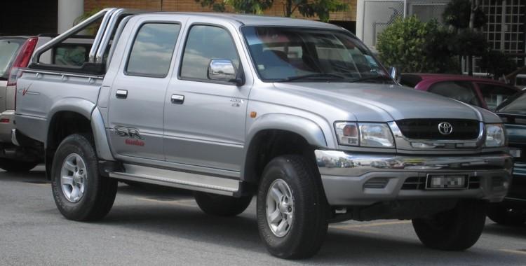 Toyota Hilux 2.8 D