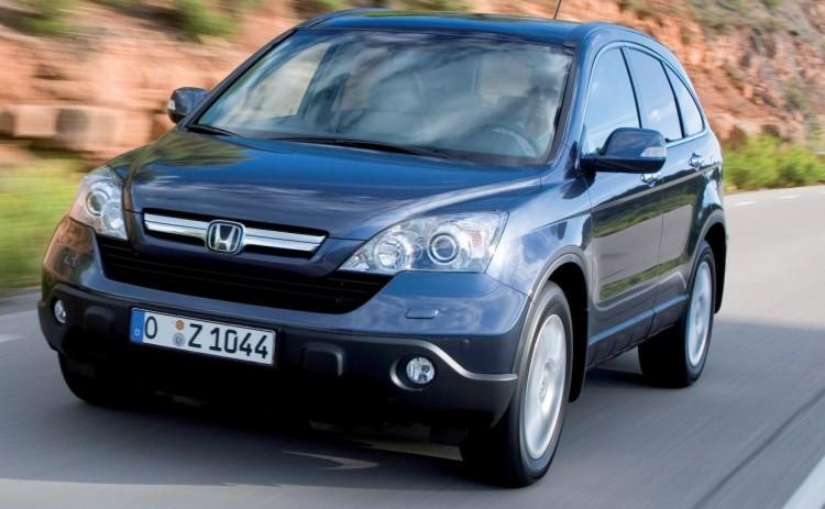 Honda CR-V 2.2 i-CDTi