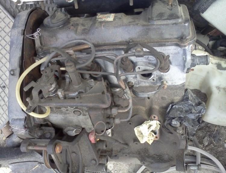 Ремонт дизельных двигателей Volkswagen 2