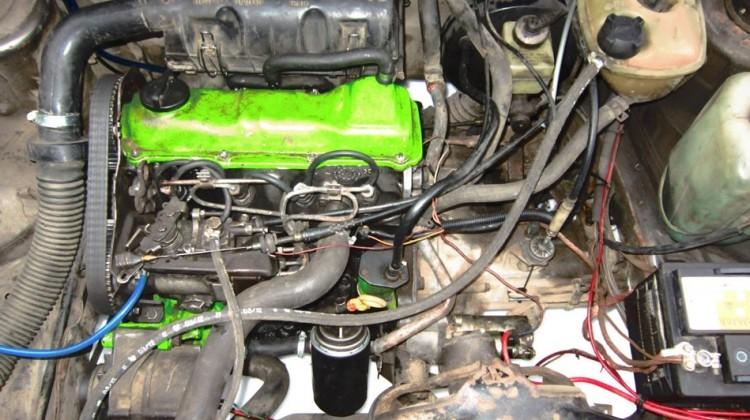 Ремонт дизельных двигателей Volkswagen 3