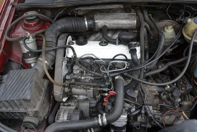 Ремонт дизельных двигателей Volkswagen 4