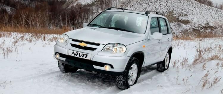 Цены на новые автомобили Нива 5