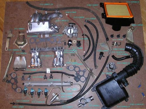 Ваз 2109 Инжектор Неустойчивые Холостые Обороты