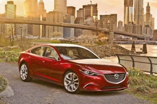 Новый концепт Mazda 6