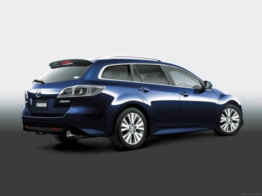 Mazda Mazda 6 2.0 CiTD