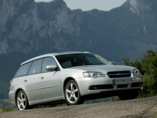 Subaru Legacy 1800 4WD