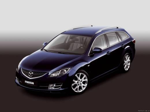 Mazda Mazda 6 2.0 16V