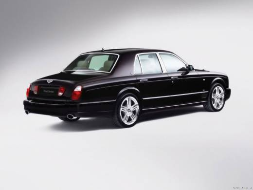 Bentley Arnage 6.8 V8