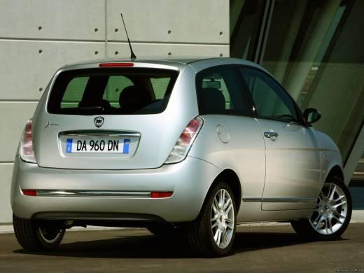 Lancia Y 1.3 16V CDRi Multijet
