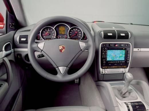 Porsche Cayenne 4.8 GTS
