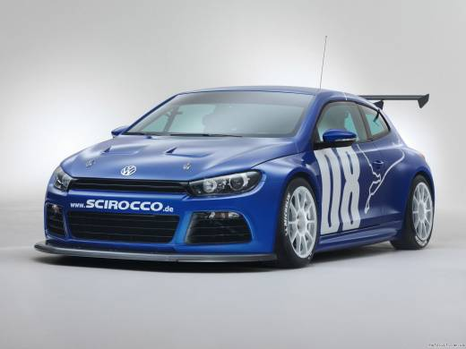 Volkswagen Scirocco 1.8 16V