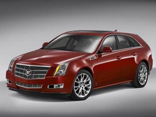 Cadillac CTS 2.8 i V6 24V