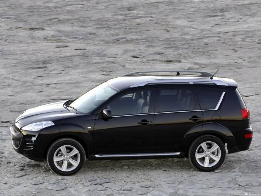 Peugeot 4007 2.2 TD