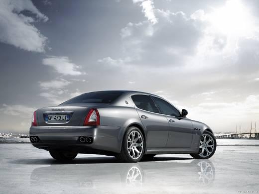 Maserati Quattroporte 2.8 Biturbo