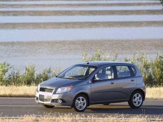 Chevrolet Aveo 1.2 16V