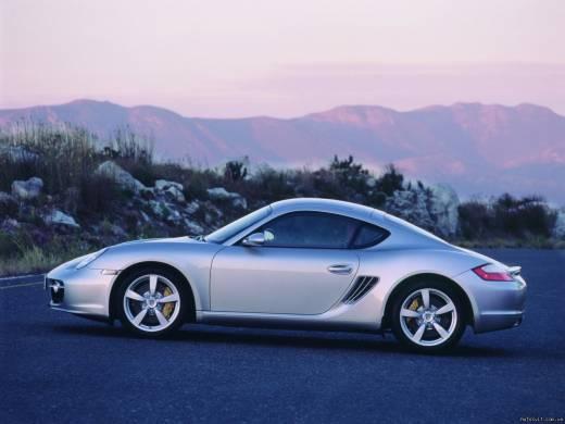 Porsche Cayman 3.4 Cayman S