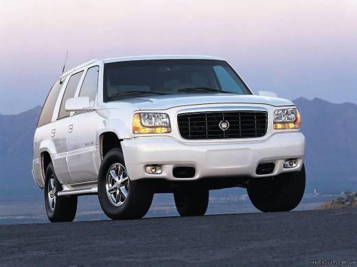 Cadillac Escalade 6.0 i V8 AWD EXT