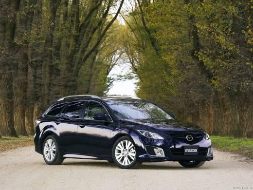 Mazda Mazda 6 2.0 TDCi