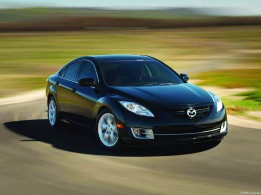 Mazda 6 2.3 i 16V