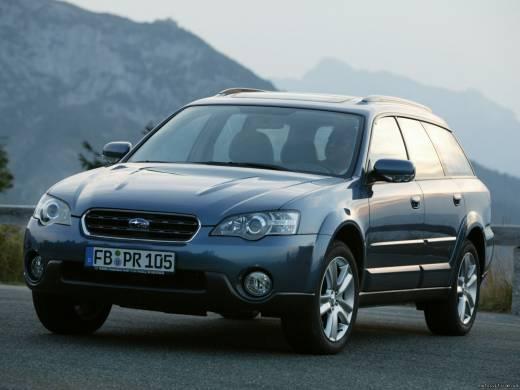 Subaru Outback 2.5i AT 4WD