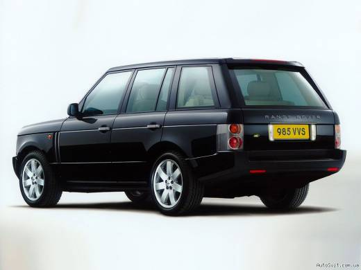 Land Rover Range Rover 4.6 V8 HSE