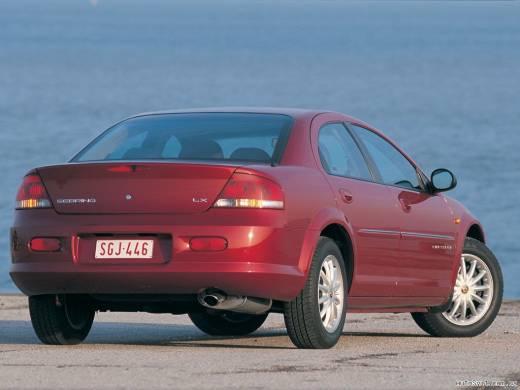 Chrysler Sebring 3.5i V6