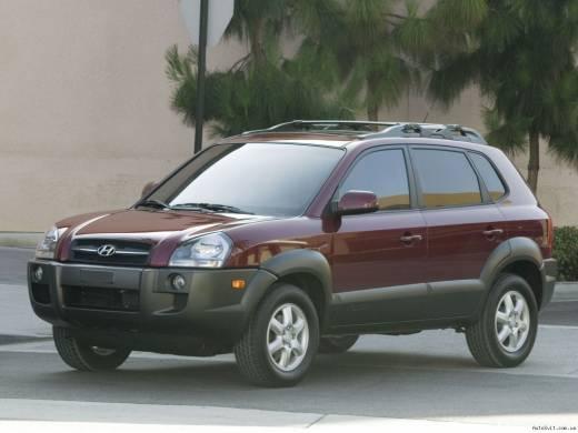 Hyundai Tucson 2.7 i V6 24V