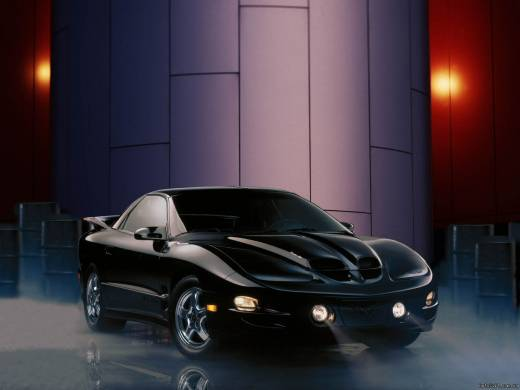Pontiac Firebird 5.7 i V8 Trans Am