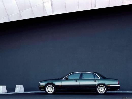 Jaguar XJ 2.7 V8 32V D