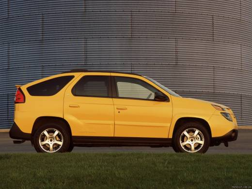 Pontiac Aztec 3.4 i V6 FWD
