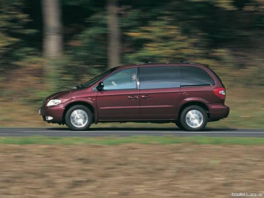 Chrysler Voyager 3.3 i V6 AWD